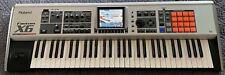 Roland Fantom X6 Keyboard Synthesizer Workstation Mint with Box DVD Manual