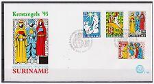 Surinam / Suriname 1995 FDC 188 Kerstmis christmas weihnachten noel