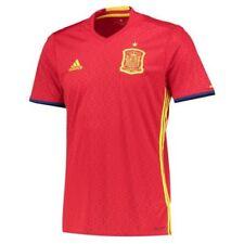 Camisetas de fútbol de clubes españoles 1ª equipación de manga corta talla M