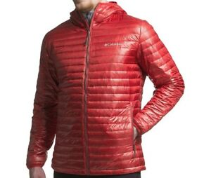 COLUMBIA PLATINUM PLUS 740 TURBODOWN JACKET NWT MENS XLARGE  $220