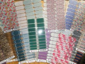 Jamberry Stylebox Exclusives Full Sheet Nail Wraps * Free Same Day Shipping