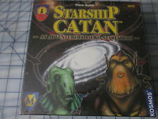 Starship Catan  BoardGame by Mayfair 2001 starfarers Klaus Teuber NEW SEALED