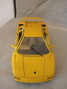 1/18 Diecast model car Burago Lamborghini Diablo 1990