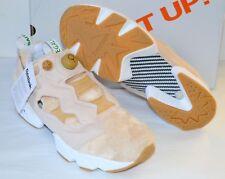 New Reebok InstaPump Pump Fury Legalize Happy Ted 2 x Bait 11 Tan Front w/Box