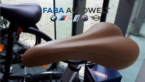 Sattel für MINI Folding Bike - hellbraun