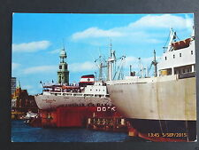 Sammler Motiv Ansichtskarten ab 1945 mit dem Thema Schiff & Seefahrt