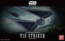 TIE Striker Modellbausatz 1/72 von Bandai, Star Wars: Rogue One, neu & OVP
