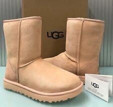 New UGG Australia Women's Classic Short II Boots Shoes 1016223 Amberlight 9
