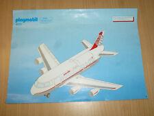 Bauanleitung Anleitung Bauplan 4310 Flugzeug Playmobil 068