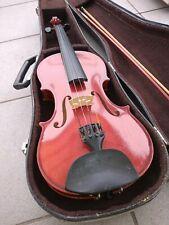 Prächtige barocke Geige, Violine