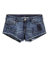 H&M Denim  Hot Pants /  Kurze Jeansshorts  Gr.34 - 44  Stretch  *NEU!*