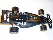 vintage VOITURE F1 LUCKY toys 3155 FORMULA 1 hong kong UOP SHADOW 12 RACE jouet