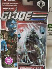 GI JOE 30th Anniversary Zombie Viper MOC Figure