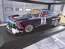 BMW 3.5 CSL Silverstone 1976 #3 Grohs de Fierlant Alpina Faltz Minichamps 1:18