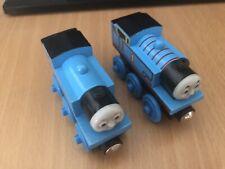 Learning Curve Wooden Thomas Train Striped & No Stripes Thomas! VGUC