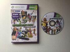 Kinect Sports Island Freedom Hudson --- Xbox 360 --- No Manual  -- Fast Post