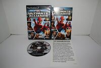 Marvel: Ultimate Alliance - Playstation 2 PS2 Game - Complete & Tested