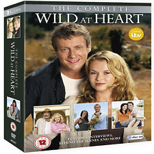 WILD AT HEART - COMPLETE SERIES 1 2 3 4 5 6 7 & 8  **BRAND NEW DVD BOXSET ***