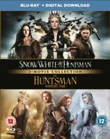 Snow White & The Huntsman/The Huntsman - Winters Guerra Blu-Ray Nuovo (8307