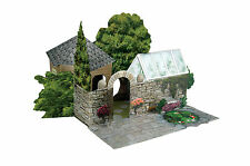 Santoro Pop Up Places 3D Greeting Card - Summer House