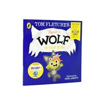 Theres a Wolf In Your WBD 2021 Children Book Paperback By Tom Fletcher