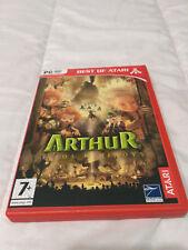 Arthur y los Minimoys PC Dvd-Rom Best of Atari