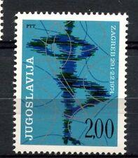 Yugoslavia 1974 Sg # 1585 Patinaje Mnh #a 33182