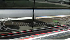 2000-2006 Chevy Tahoe Chrome Body Side Molding Add-on Replacement Overlay Trim