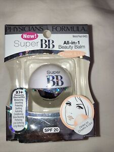 Physicians Formula Super BB All-in-1 Beauty Balm  SPF 20 #6403  Exp Oct 2016