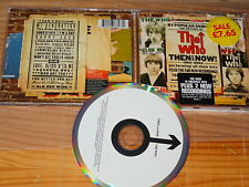 THE WHO - THEN AND NOW / ALBUM-CD 2004 MINT-