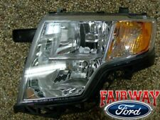 07 08 09 10 Edge OEM Genuine Ford Parts LEFT - Driver Head Lamp Light NEW