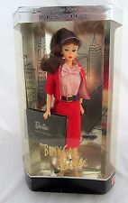 NRFB Brunette Ponytail Busy Gal Barbie Doll 1960 Fashion Vtg Repro Reproduction