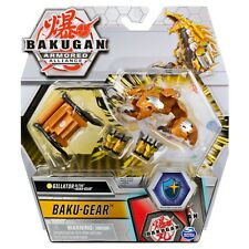 Bakugan Ultra Armored Alliance, Aurelus Gillator with Transforming Baku-Gear