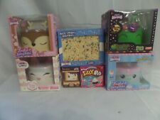 New Genuine Silly Squishies Rice Crispy, 4 Cakes + Mini Smore & Silly Poo Blind
