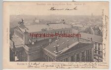(111441) AK Berlin, Schauspielhaus, View from the French DOM 1901