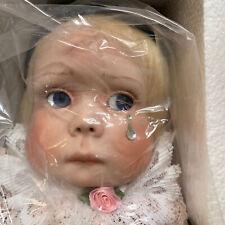 Original Nrfb Lee Middeton Tenderness Porcelain Petite Pierrot Clown Baby Doll