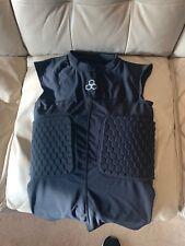 McDavid Rib Protector Tank Shirt 3 Piece (Med) Black