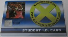 BROO STUDENT ID CARD XID-007 X-Men Xavier's School Marvel HeroClix