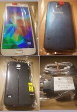 Samsung Galaxy S5/SM-G900F/16GO/blue arrière/ + coque protection/CONNECTIVITÉ 4G