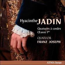 Jadin: Quatuors A Cordes Oeuvre 1er, New Music