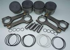 Nippon Racing Mitsubishi 2G Pistons 1G Rod Kit 4G63T Scat 85mm Piston Rods DSM