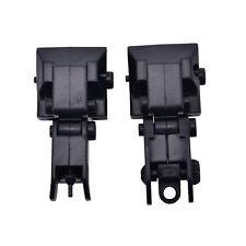 21mm Rail Gen Tactical Folding Front & Rear Set Flip Up Backup Sights Black HGUK