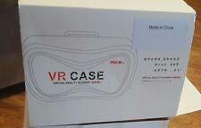 Google Cardboard 3nd CASE Virtual Reality 3D Glasses Gamepad for iPhone white MT