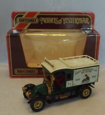 Matchbox Models of Yesteryear Renault Diecast Vehicles