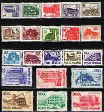 Romania 1991 Sc3664,67,70-71  Mi4667-70,702-06,10-15x,46-51x 21v mnh Definitives