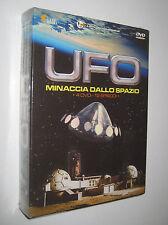 UFO MINACCIA DALLO SPAZIO - 4 dvd 12 episodi - sigillato