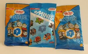 Fisher Price Thomas & Friends MINIS Lot of 3, NEW
