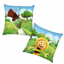 Flip   Kinder Kissen   Kuschelkissen   Dekokissen   40 x 40 cm   Biene Maja