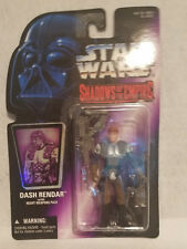 Kenner DASH RENDAR SHADOWS OF THE EMPIREStar Wars action figure NIB unopened toy