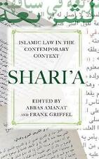 Shari'a: Islamic Law in the Contemporary Context-ExLibrary
